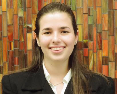 Internship Award-Laura Gayle color pic